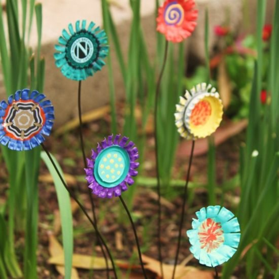 Awesome Yard Art & Garden Decoration Ideas