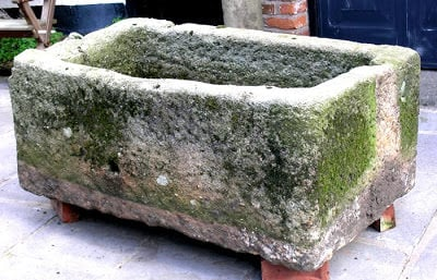 gritstone-trough