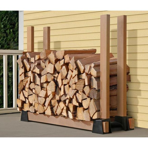 Super easy DIY firewood racks-2