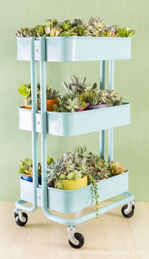 Ikea planter hacks-5
