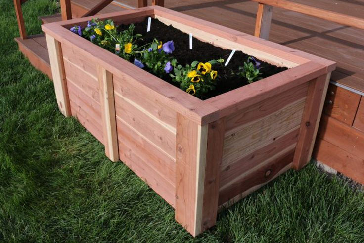 Diy Raised Garden Beds Planter Boxes The Garden Glove