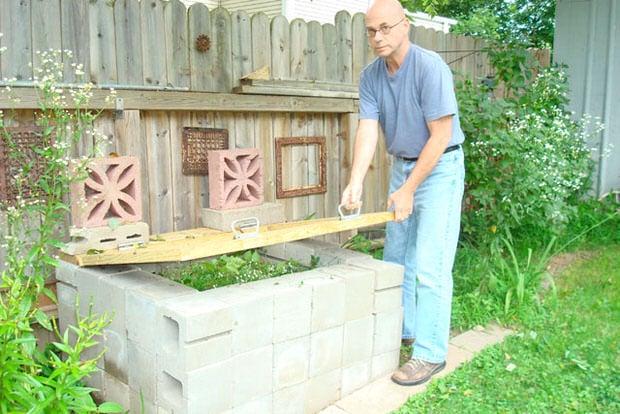 DIY compost bins-11
