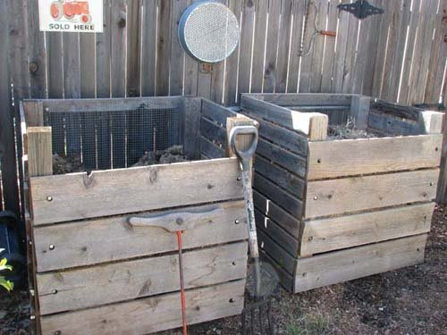 DIY Compost Bins 12
