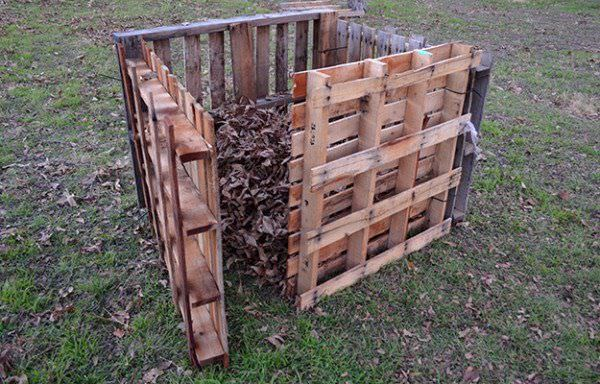 DIY Compost Bins 7