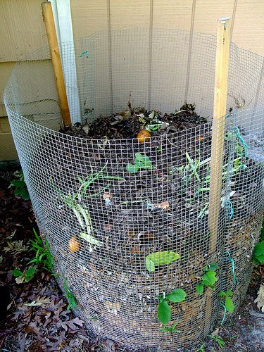 DIY compost bins-8