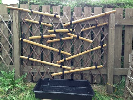 15 Creative Garden Fence Ideas Amp Spruce Ups The Garden Glove