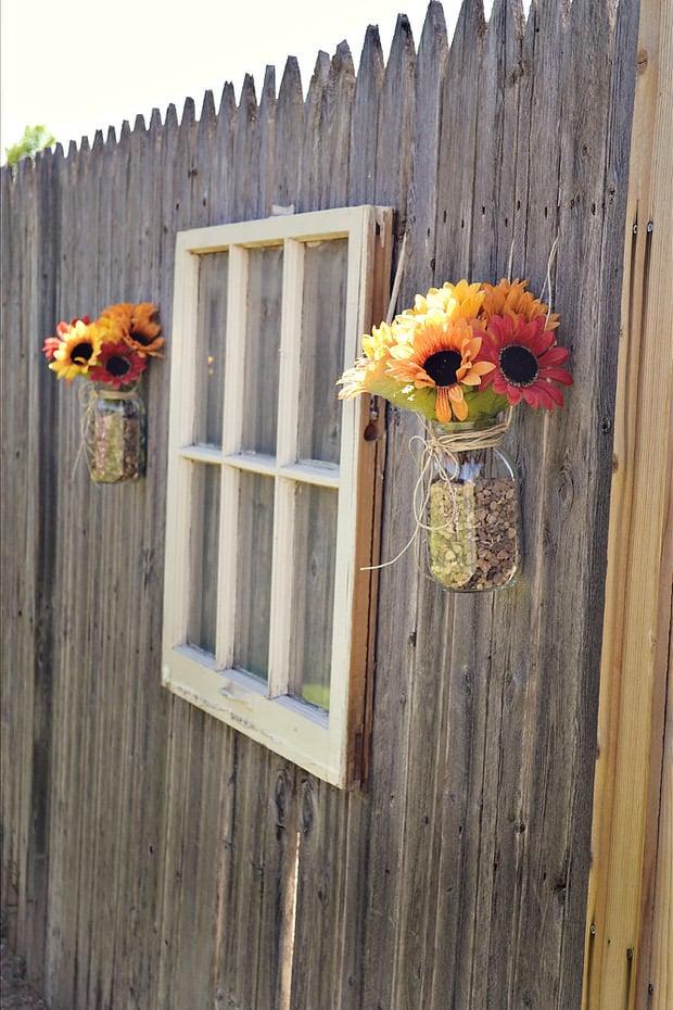 Garden fence spruceups-7