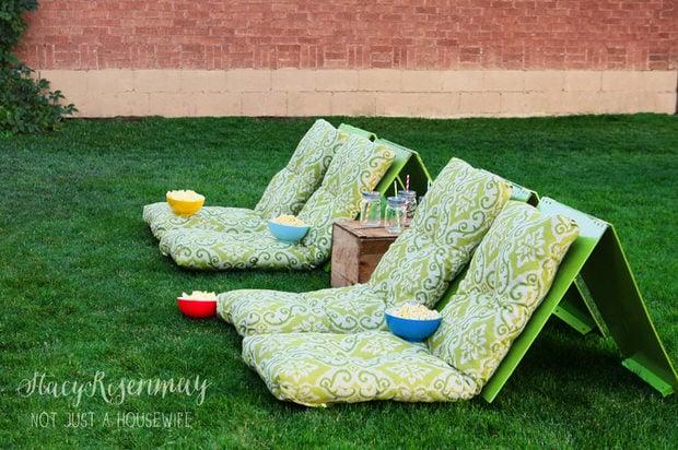 Fun Amp Funky Diy Backyard Ideas Amp Projects The Garden Glove