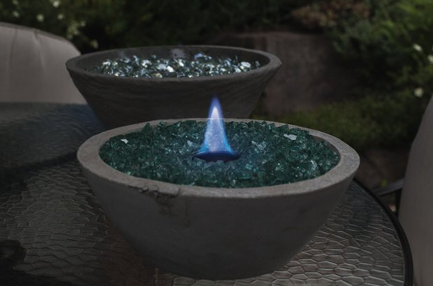 How to make a tabletop fire pit bowl