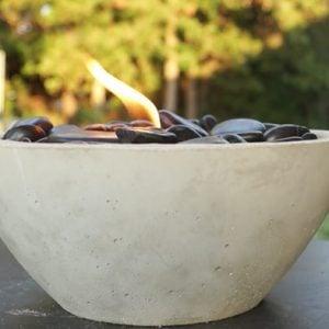 DIY Tabletop Fire Bowls