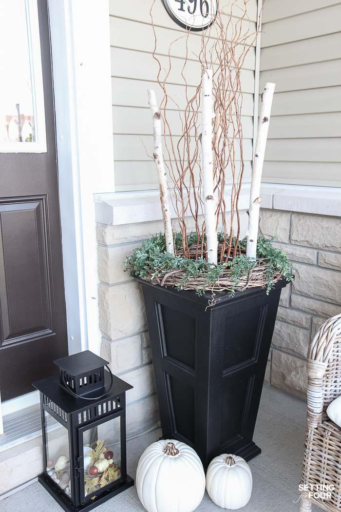 Fall Porch Decor & Outdoor Decorating Ideas | The Garden Glove