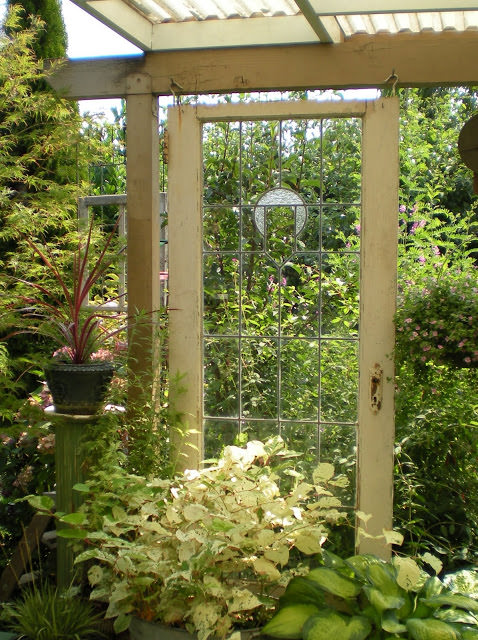 Windows and doors in garden-4