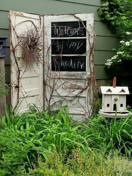 Windows and doors in garden-5