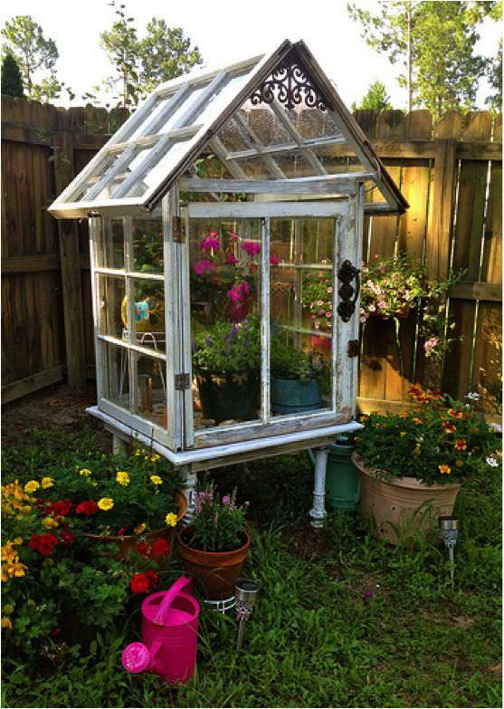 Windows and doors in garden-6