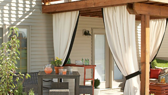 DIY Outdoor Screens and Backyard Privacy Ideas • The ...