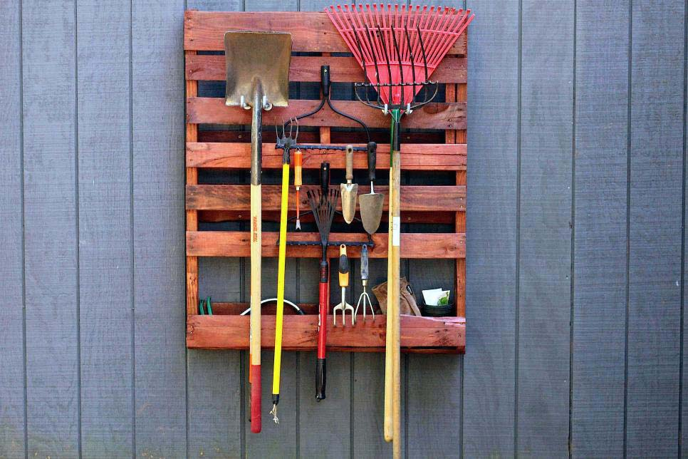 Garden Shed Organization Ideas That Are