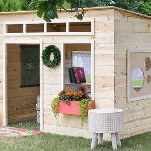 How to Build a Backyard Playhouse