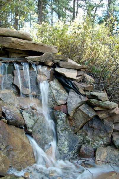 DIY Garden Waterfall Projects | The