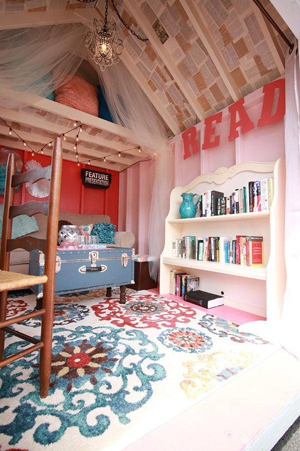 4 Stylish She Shed Looks - Lowe's Home Improvement