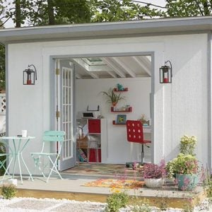 She Said, I Want a SHE SHED! Ideas & Plans