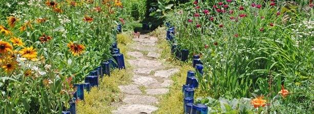 More Garden Edging: 9 Creative Ideas!   The Garden Glove