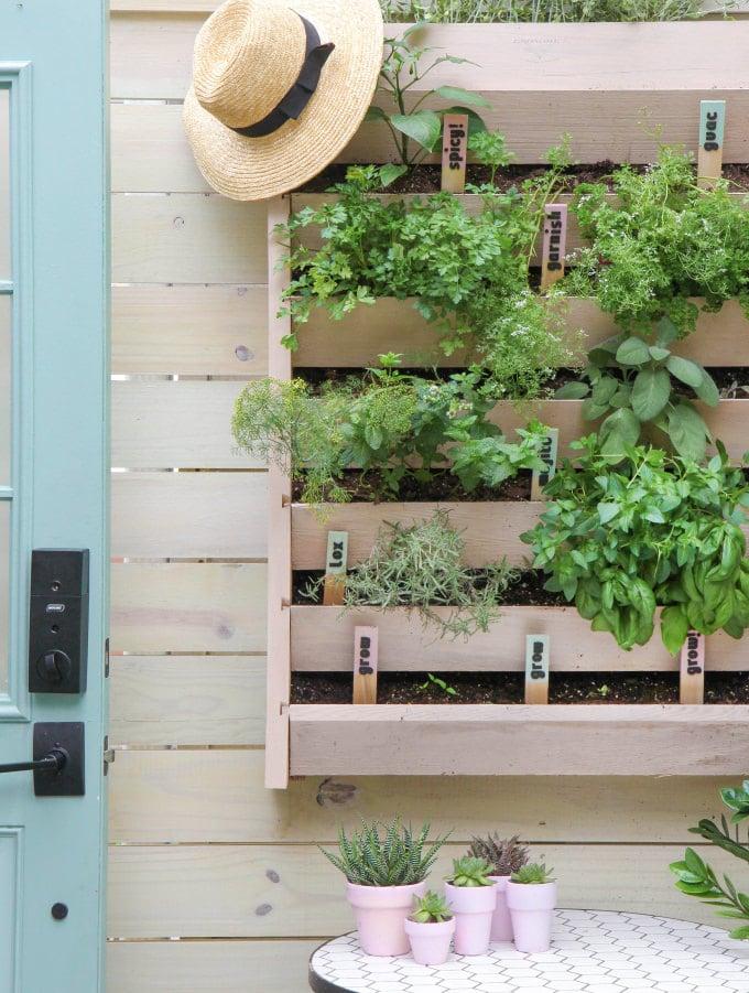 One Day Backyard Ideas & DIY Projects • The Garden Glove