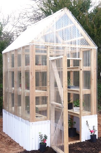 18 Awesome DIY Greenhouse Projects | The Garden Glove