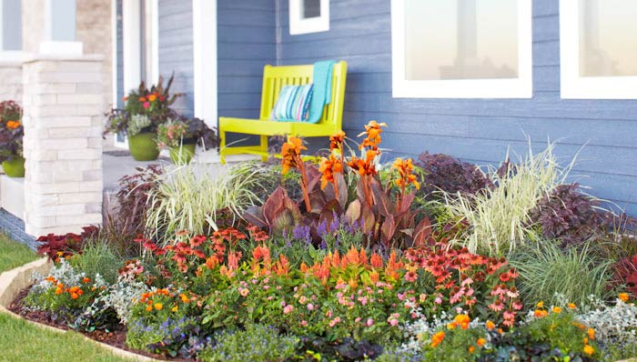 Flower Bed Ideas to Make Your Garden Gorgeous! | The Garden ... on small flowers ideas, small front garden ideas, small garden decorating ideas, small garden plans, backyard garden ideas, garden design ideas, gardens for small garden ideas, small garden table ideas, small garden wedding ideas, garden landscaping ideas, backyard bed ideas, small vegetable garden ideas, container bed ideas, small garden tree ideas, small garden decor ideas, small rock garden ideas, flowers bed ideas, small low maintenance front yard landscaping ideas, garage bed ideas, small cottage garden ideas,