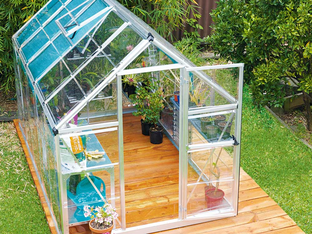 18 Awesome Diy Greenhouse Projects The Garden Glove