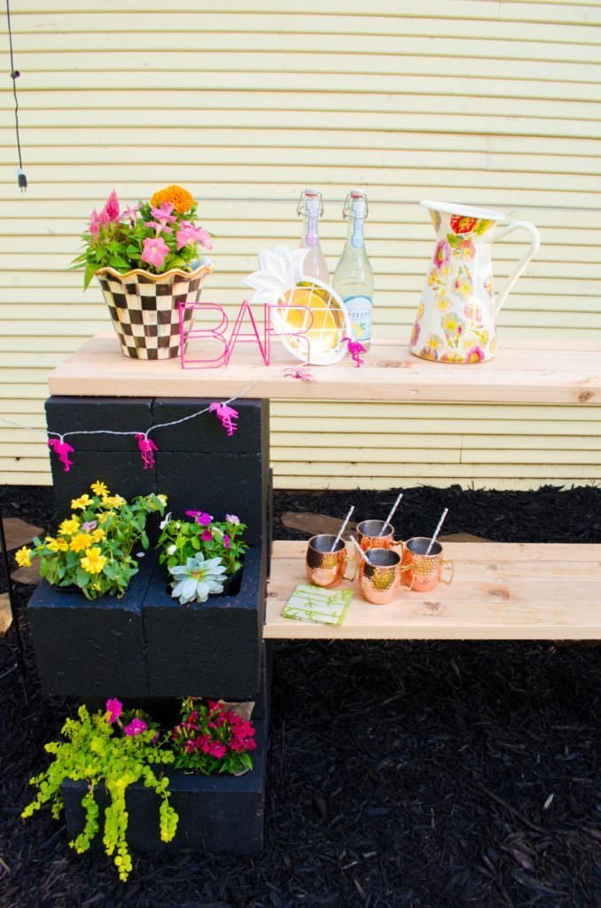Relax Have A Cocktail With These Diy Outdoor Bar Ideas The