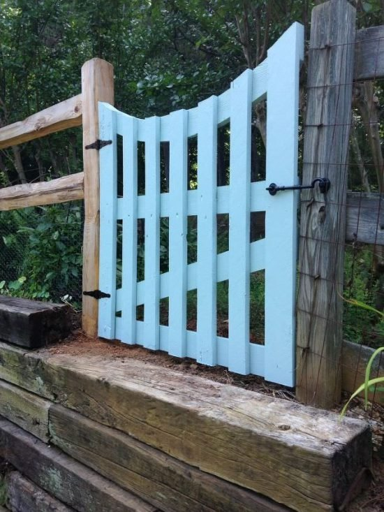 DIY This! Gorgeous Garden Gates