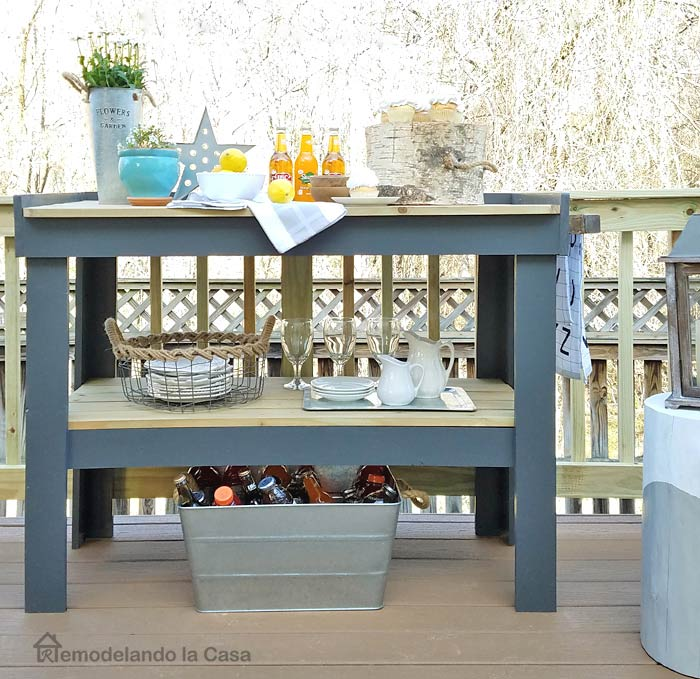 Relax Have A Cocktail With These Diy Outdoor Bar Ideas The Garden Glove,Modern Exterior House Colors 2020