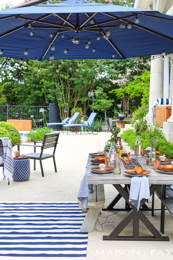 15 Amazing Outdoor Patio Ideas • The Garden Glove