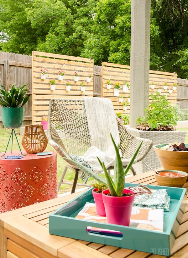 Awesome Outdoor Patio Wall Decor Ideas Sketch - Wall Art Collections ...