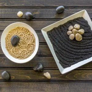 Make Your Own | DIY Mini Zen Gardens