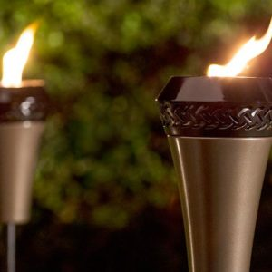 DIY Tiki Torches - Light Your Garden