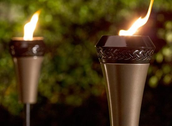 DIY Tiki Torches - Light Your Garden