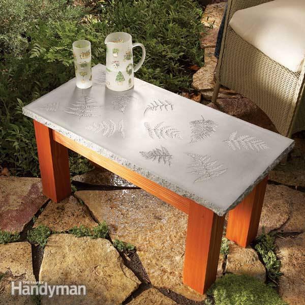 Outstanding Easy Diy Outdoor Garden Patio Furniture The Garden Glove Home Interior And Landscaping Ologienasavecom