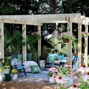 How To Build a Pergola, Perfectly!