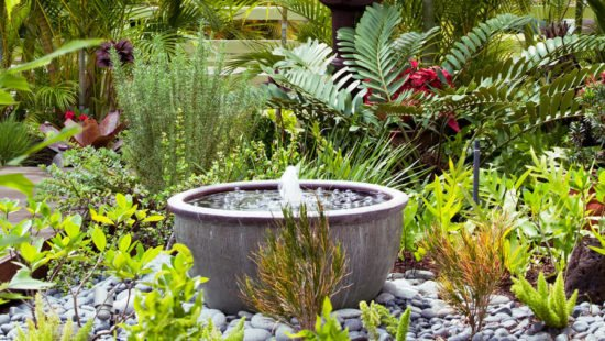 10 Soothing DIY Garden Fountains