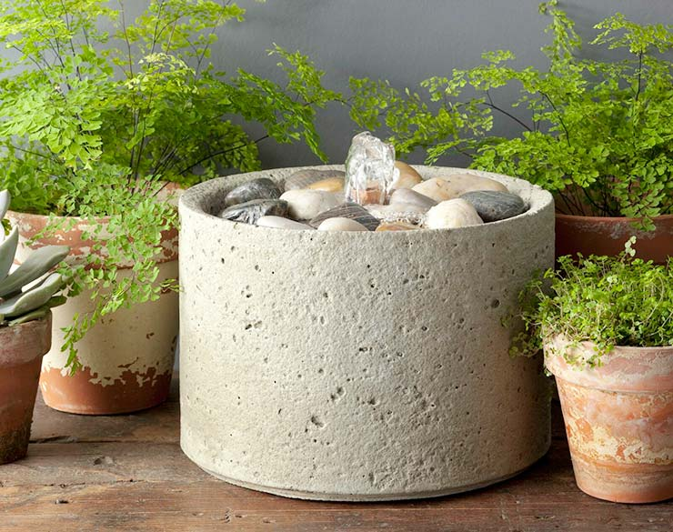 17 Classic Outdoor Water Fountain Ideas Projects The Garden Glove
