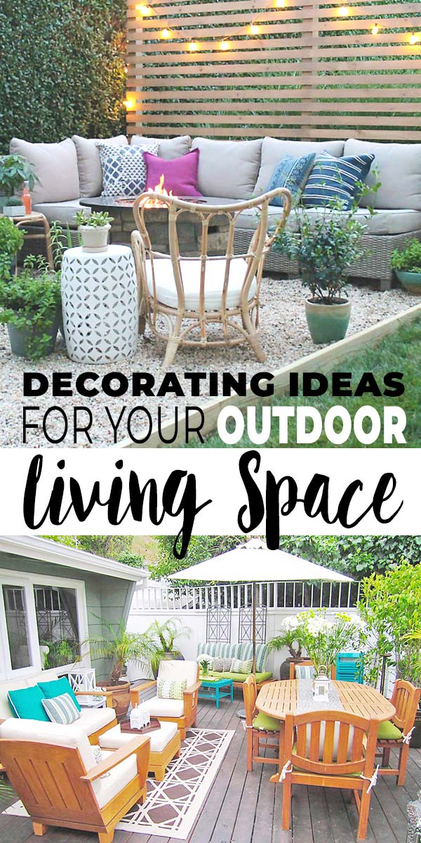Surprising Decorating Ideas For Your Outdoor Living Space The Garden Download Free Architecture Designs Sospemadebymaigaardcom