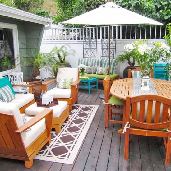 Decorating Ideas for your Outdoor Living Space
