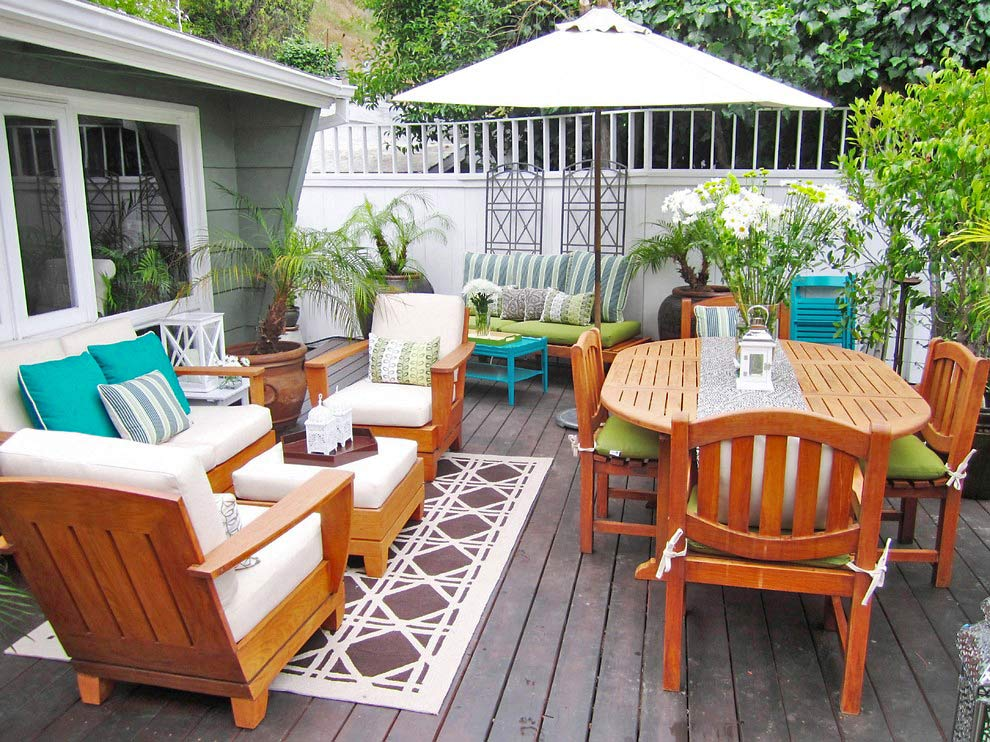 Decorating Ideas For Your Outdoor Living Space The Garden Glove