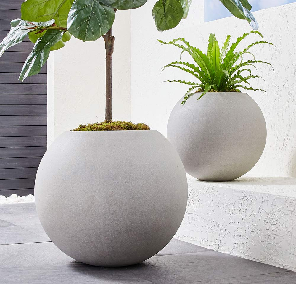 Best Places To Buy Concrete Planter Pots Online The