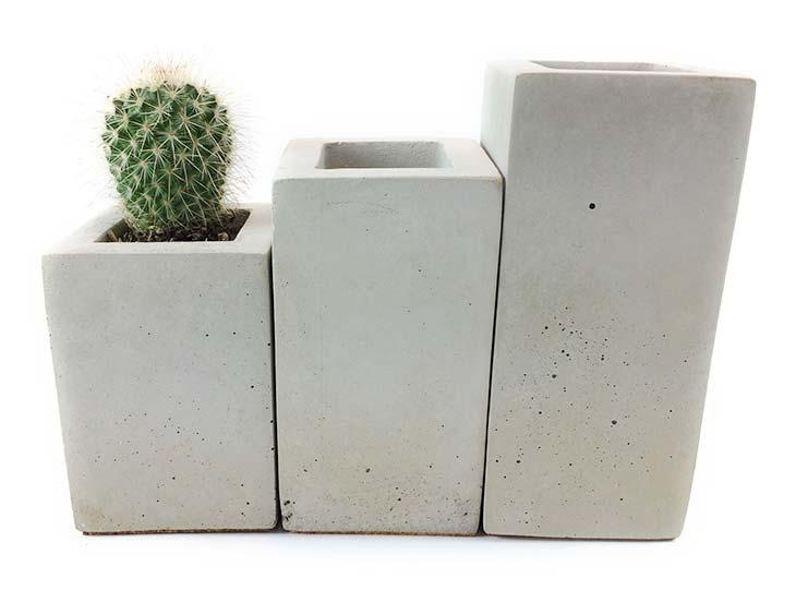 Best Places To Buy Concrete Planter Pots Online The Garden Glove