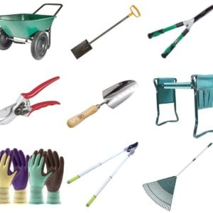 Top Gardening Tools List : The Best Garden Tools & Supplies