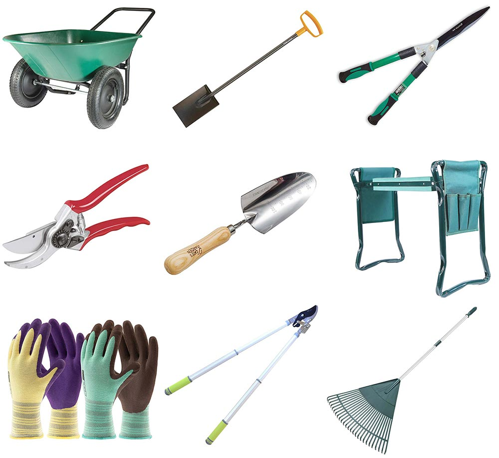 Top Gardening Tools List The Best Garden Tools Supplies The
