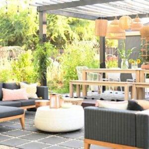 Modern Backyard : Ideas + Makeovers to Create Your Dream Yard